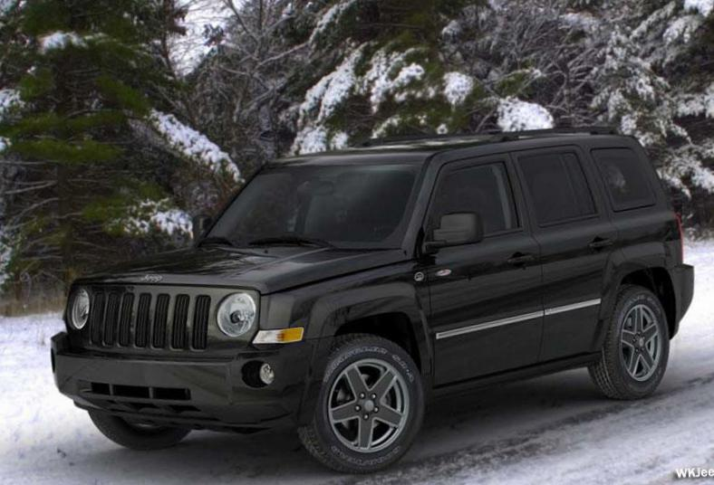 jeep patriot photos and specs. photo: jeep patriot tuning and 23