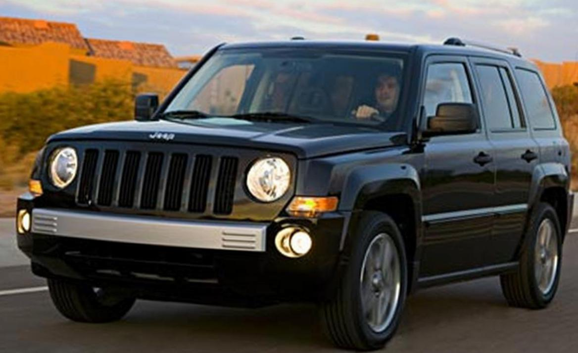 Jeep Patriot how mach 2011