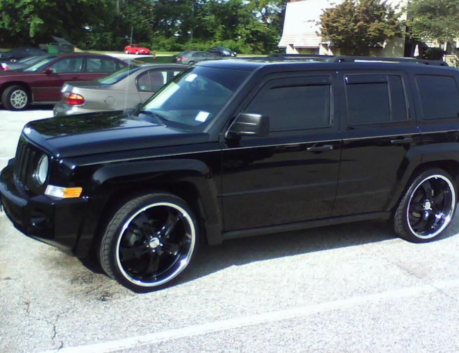 jeep patriot photos and specs. photo: jeep patriot specification and