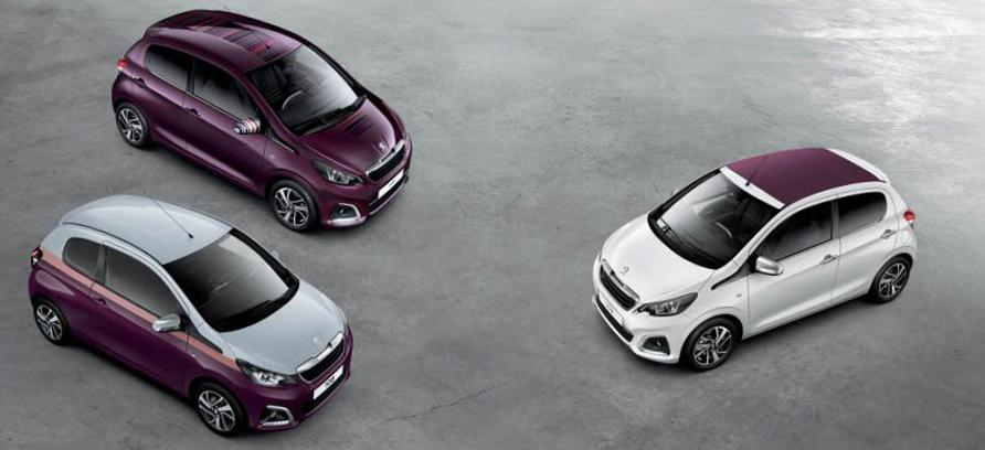 Peugeot 108 5 doors reviews hatchback