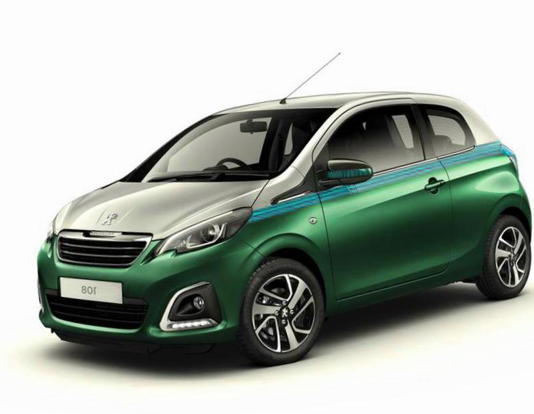 108 3 doors Peugeot Specifications hatchback
