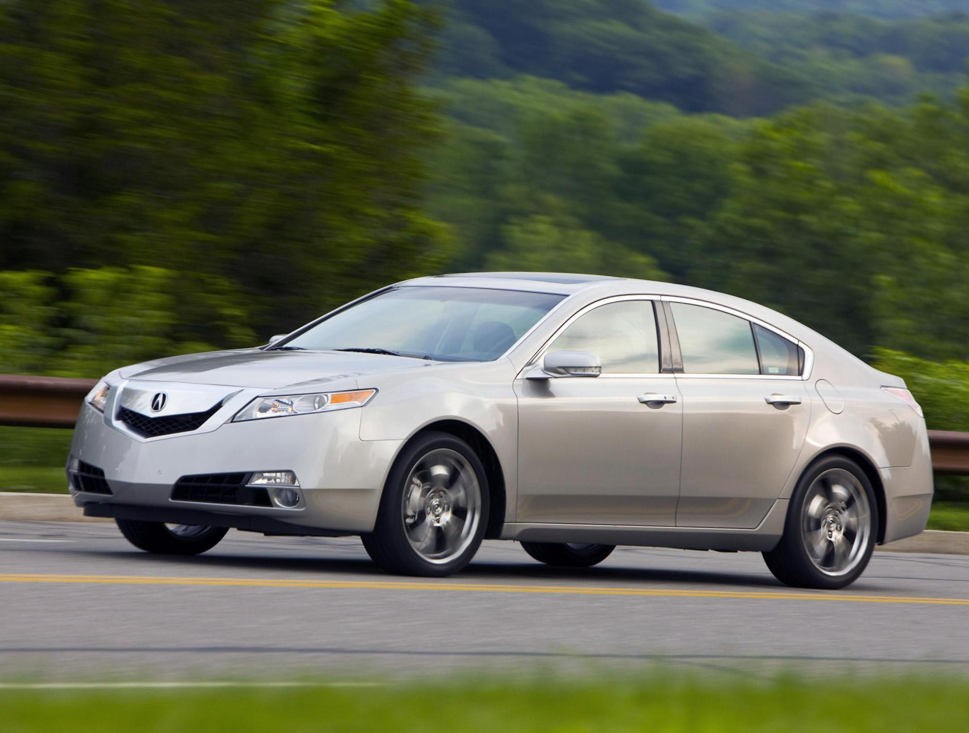 Acura TL reviews suv