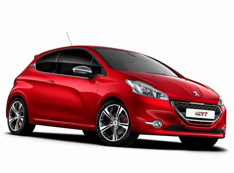 Peugeot 208 GTI Specification 2013