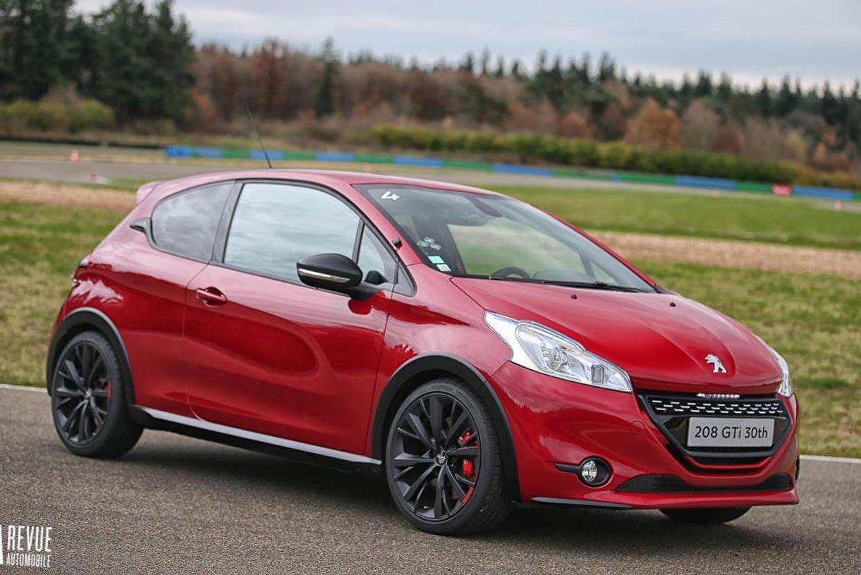 Peugeot 208 GTI how mach suv