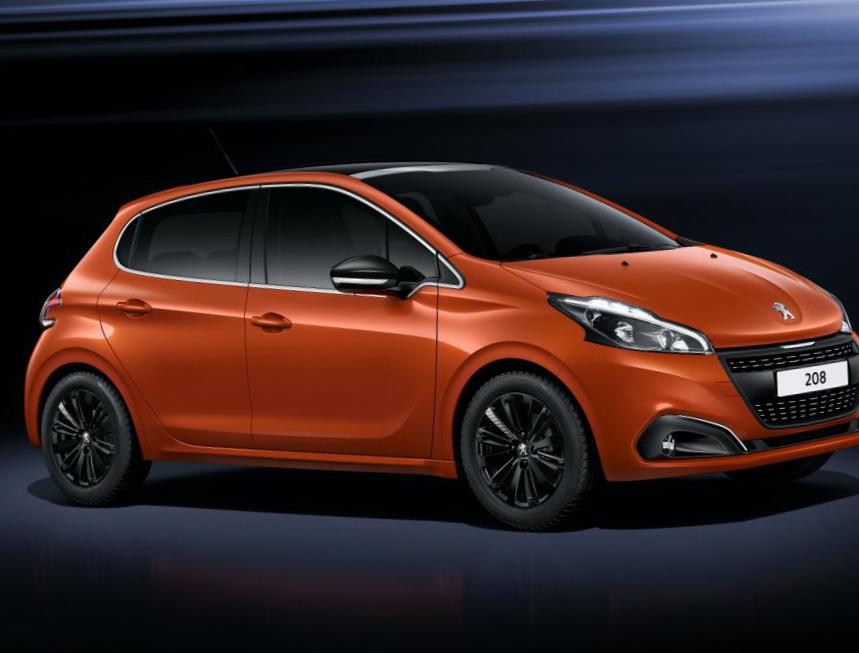 Peugeot 208 GTI Specifications 2008
