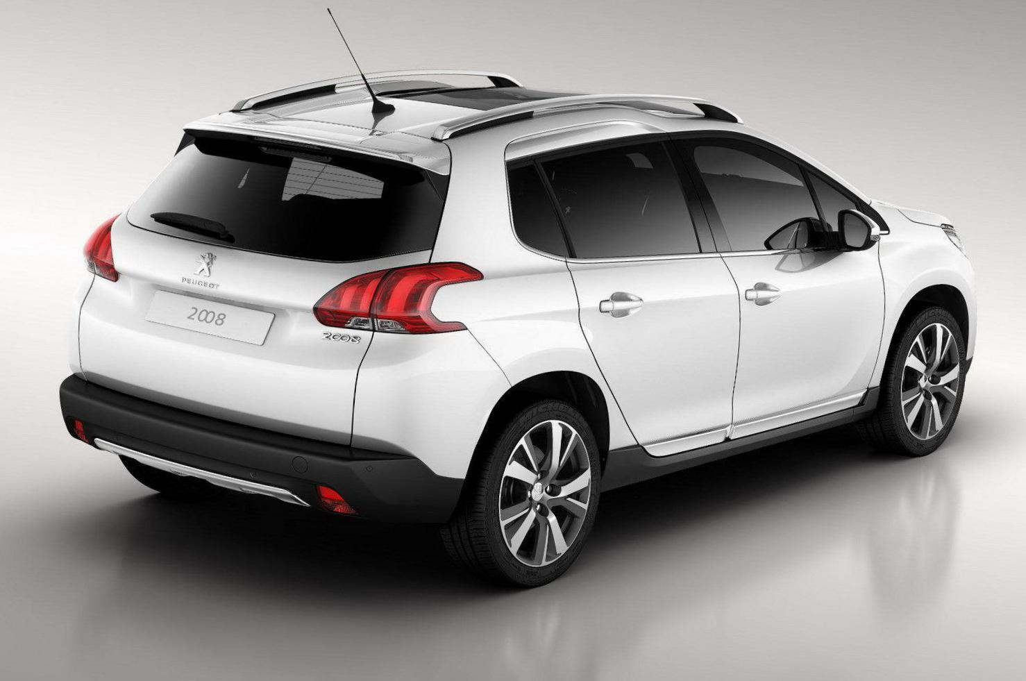 Peugeot 2008 Photos And Specs  Photo  Peugeot 2008 Tuning