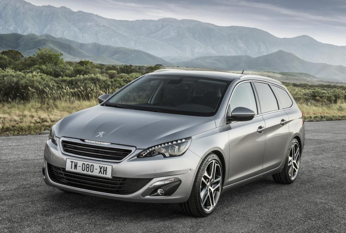 Peugeot 308 SW prices van