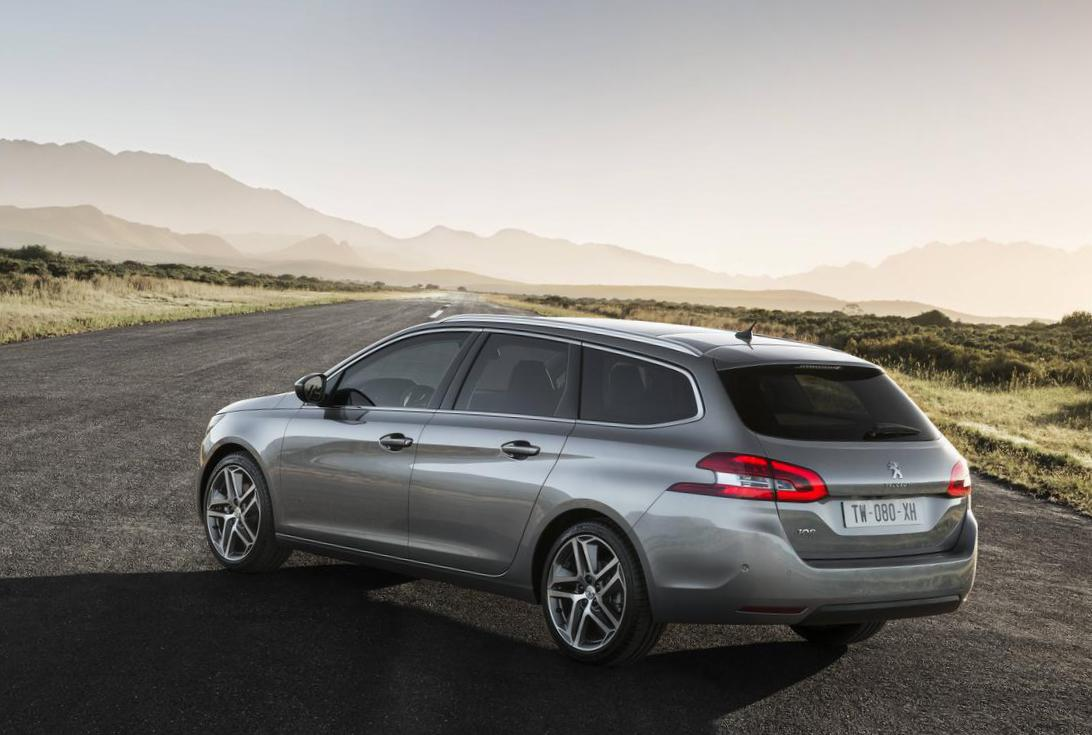 Peugeot 308 SW review 2008