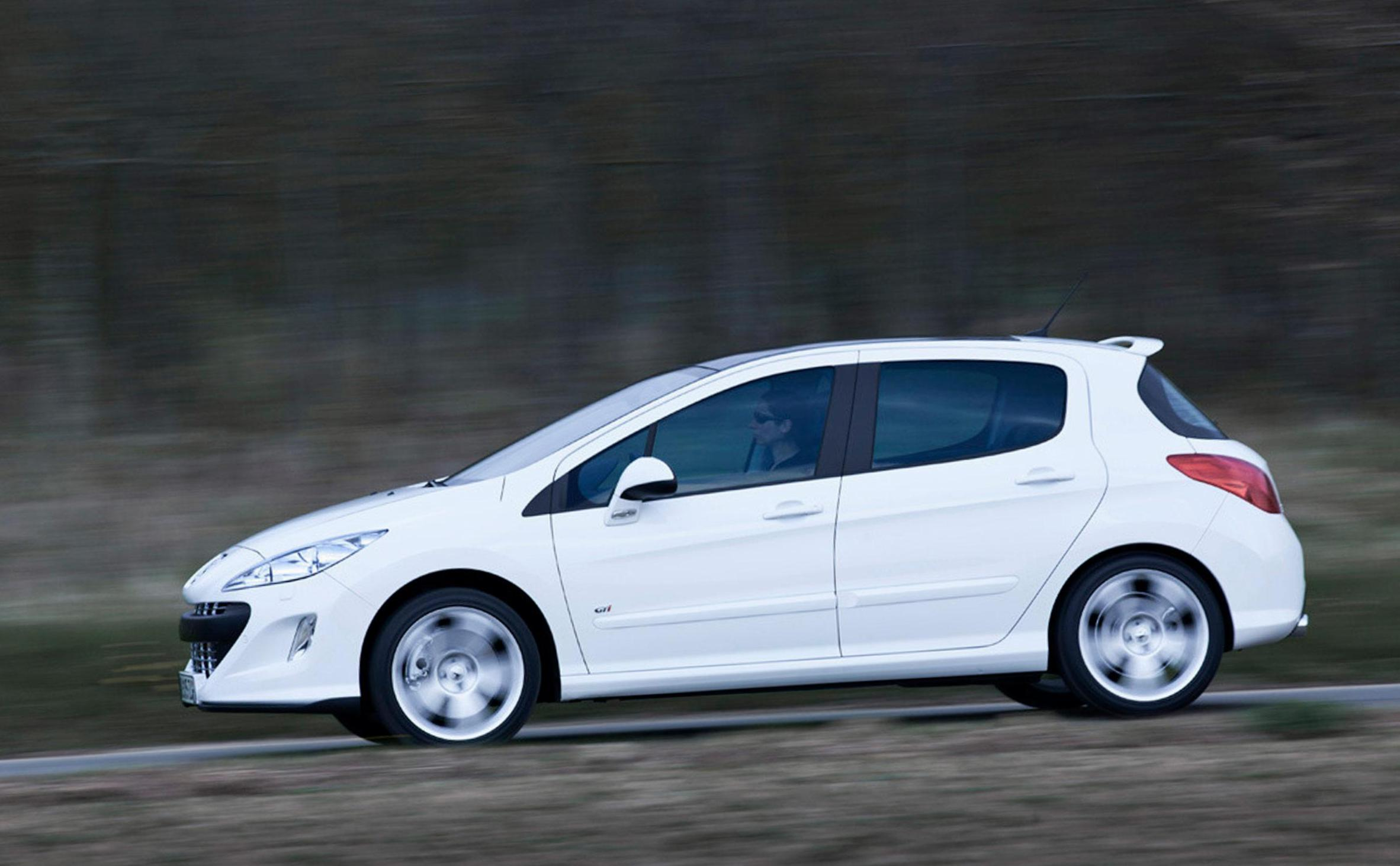 Peugeot 308 GTi Specification hatchback