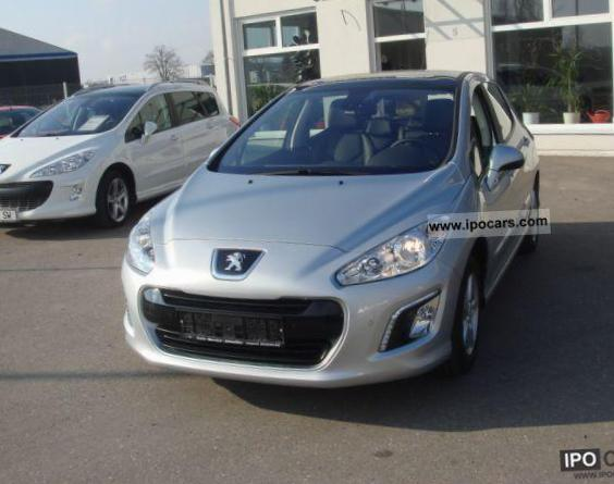 308 SW Peugeot review 2012