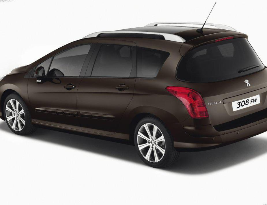 Peugeot 308 SW approved wagon