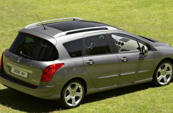 Peugeot 308 SW review suv