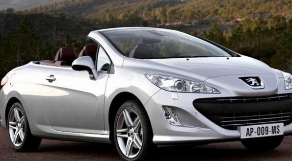 308 CC Peugeot review sedan