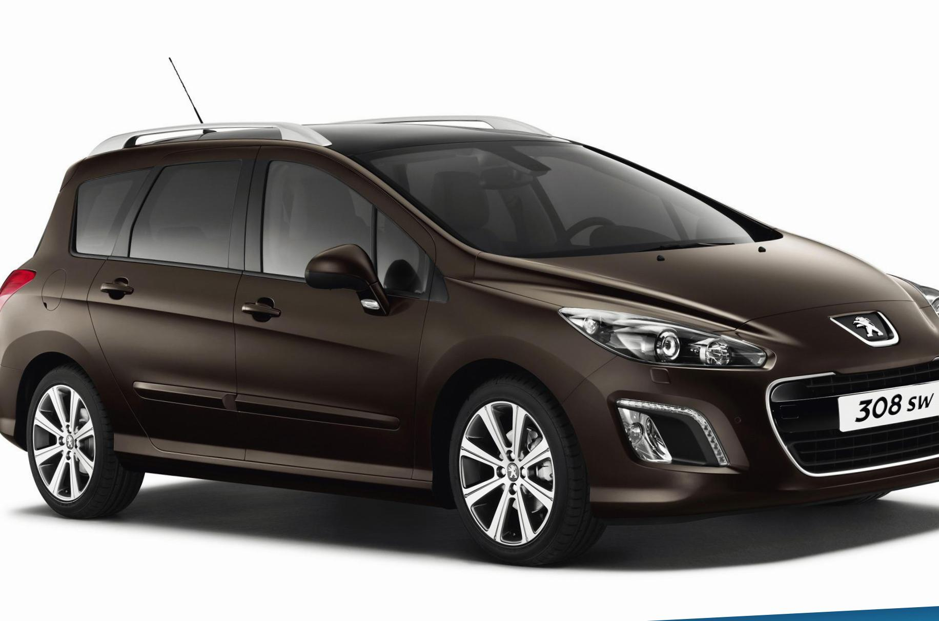 Peugeot 308 CC prices 2014
