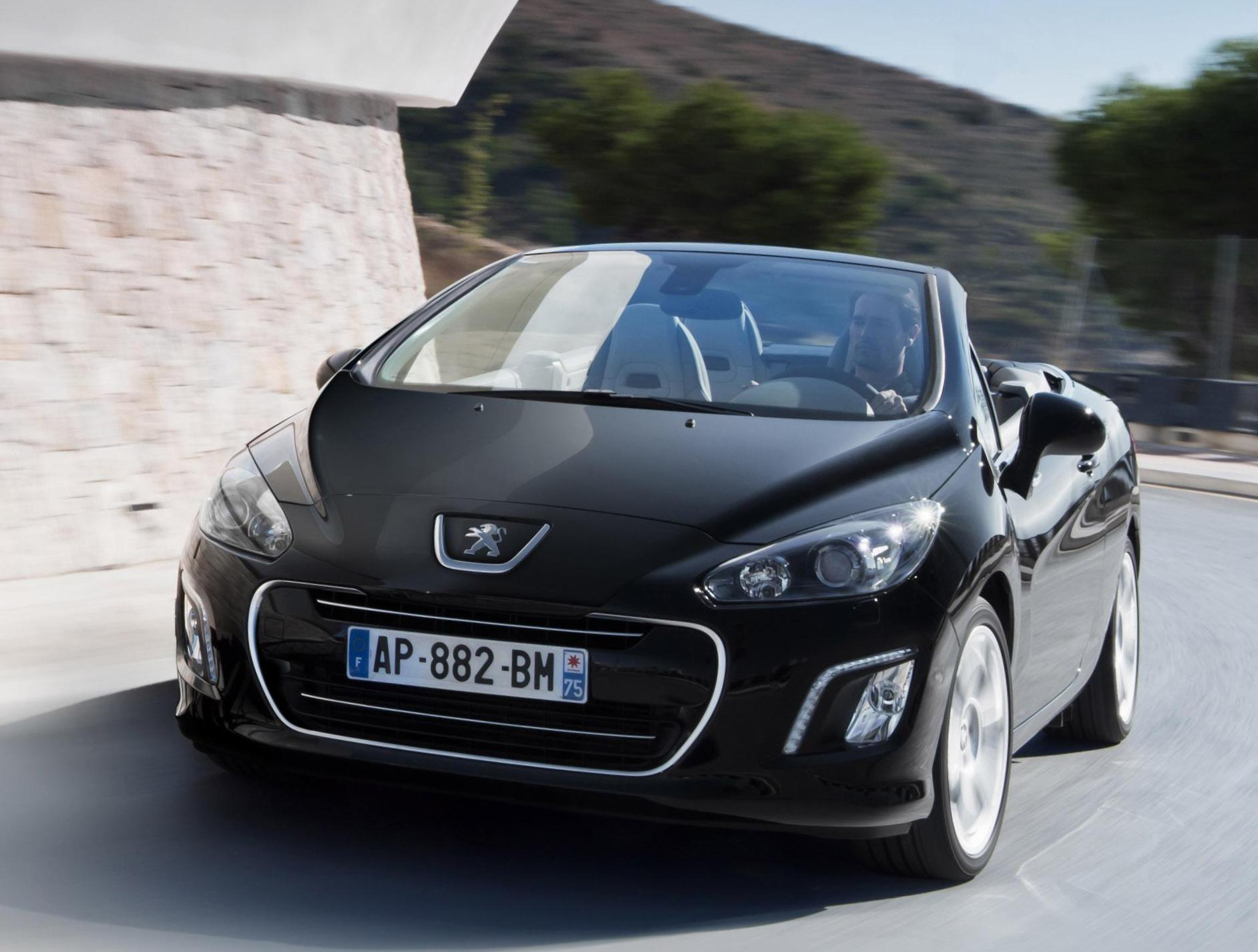 Peugeot 308 CC reviews 2015