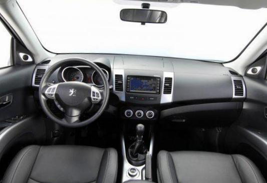 Peugeot 308 5 doors Specifications 2008