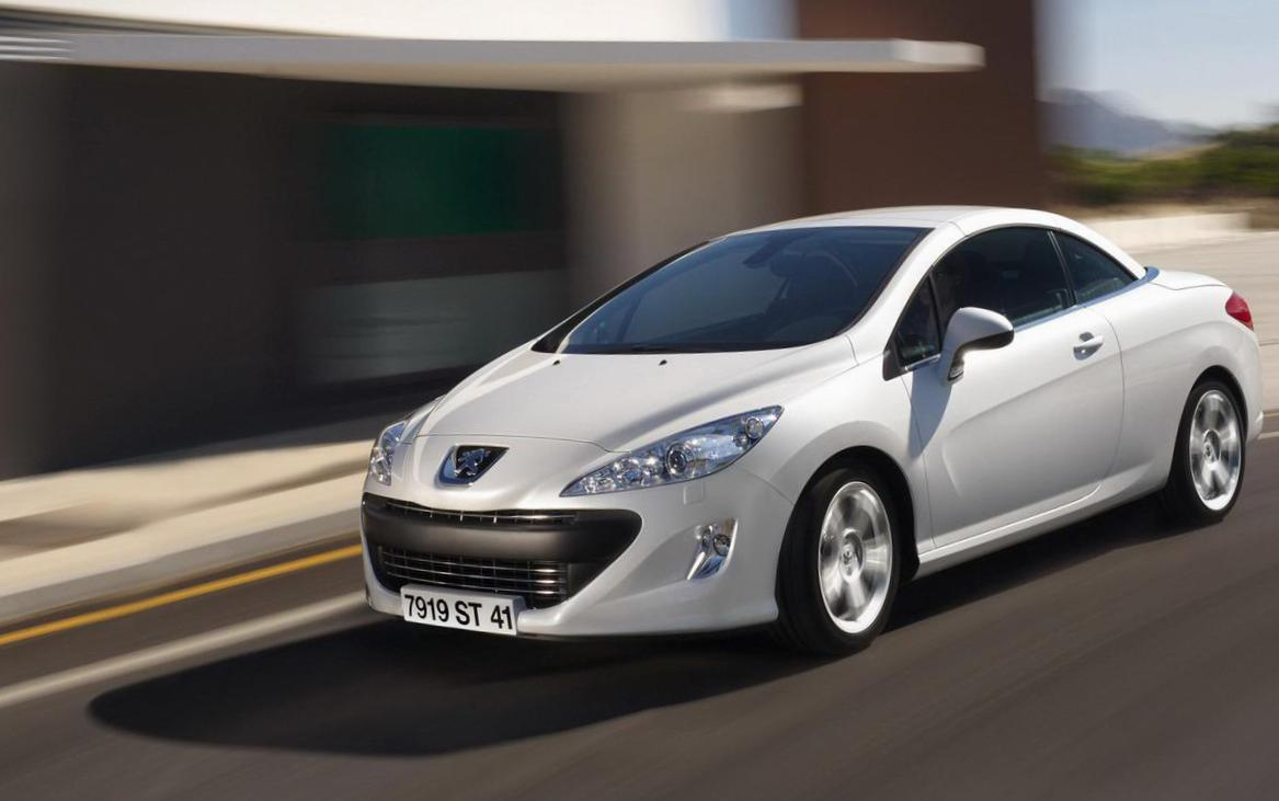 Peugeot 308 CC Specifications hatchback