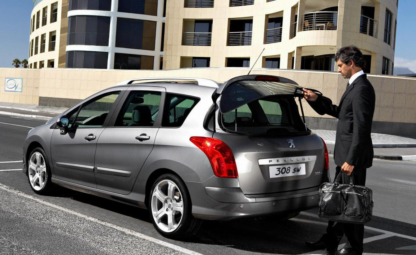 Peugeot 308 SW approved 2008