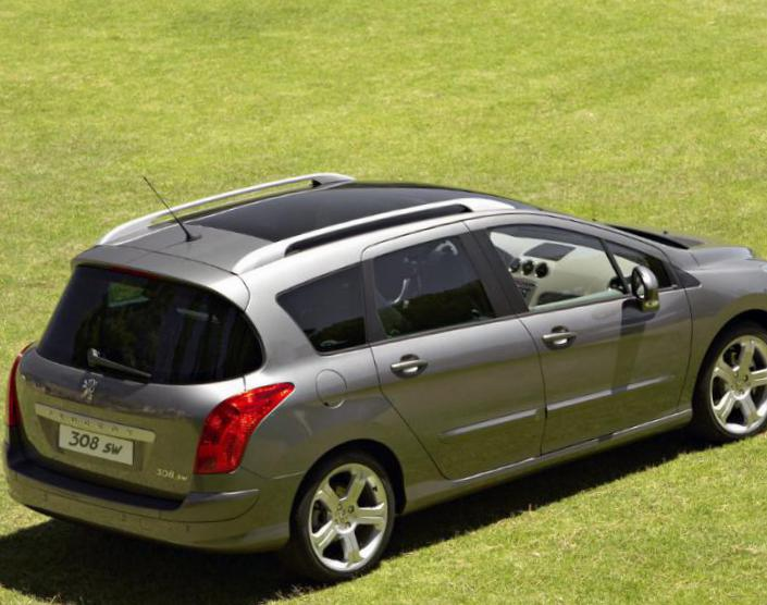 Peugeot 308 SW reviews 2008