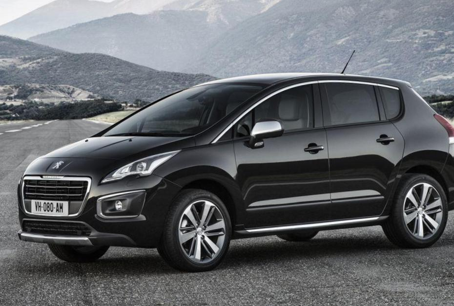 3008 Peugeot approved 2012