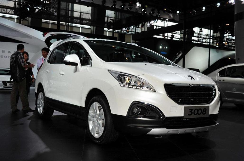3008 Peugeot for sale 2009