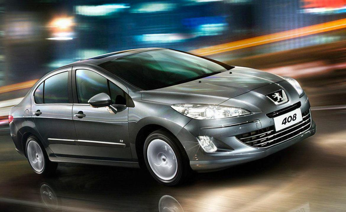 Peugeot 408 prices liftback