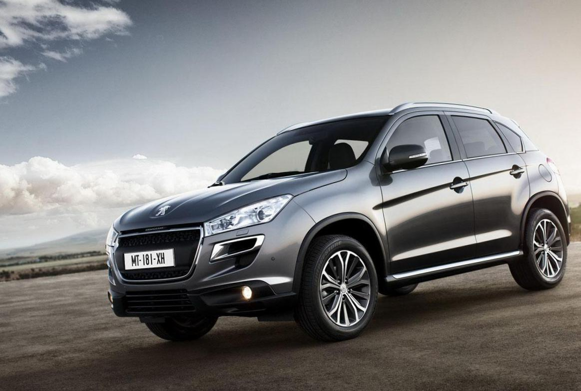 Peugeot 4008 approved hatchback