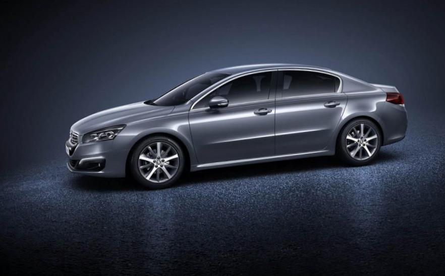 Peugeot 508 Specifications 2006