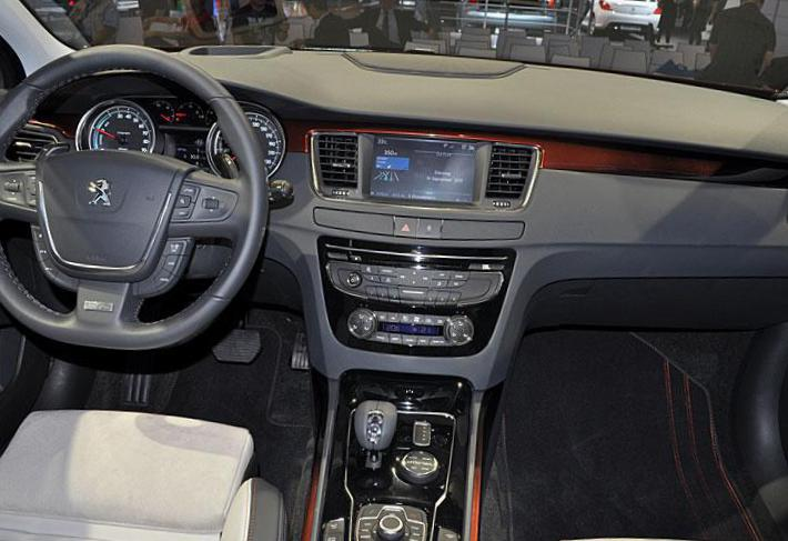 Peugeot 508 RXH Photos and Specs. Photo: 508 RXH Peugeot tuning and ...