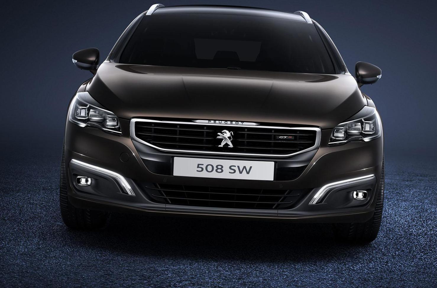 508 SW Peugeot review 2013