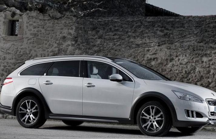 508 RXH Peugeot reviews suv