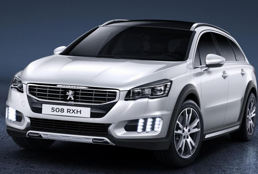 Peugeot 508 RXH for sale hatchback