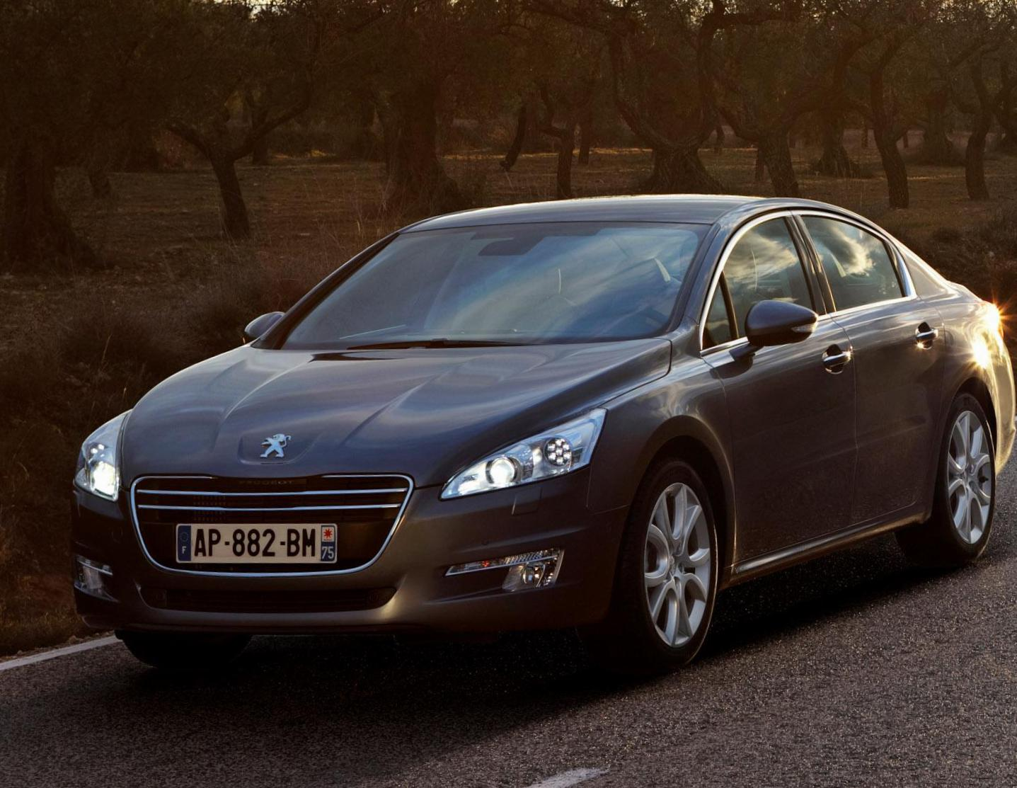 508 Peugeot approved 2011