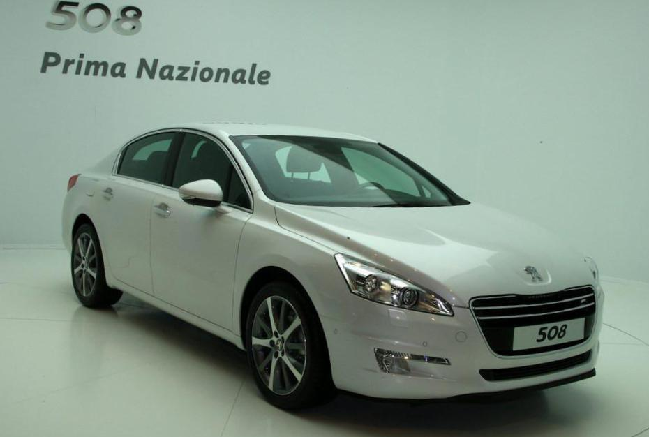 Peugeot 508 reviews 2011