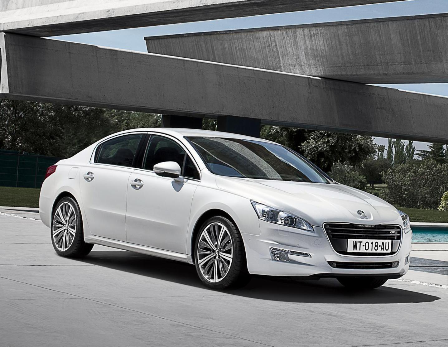 Peugeot 508 Specifications hatchback