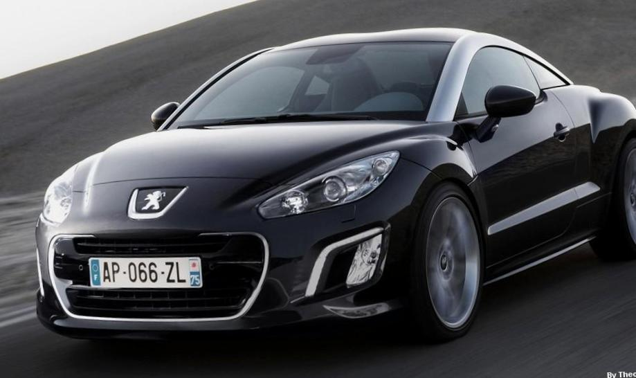 RCZ Peugeot Specification wagon