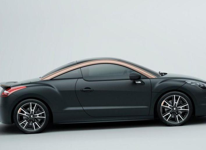 RCZ Peugeot Specifications hatchback