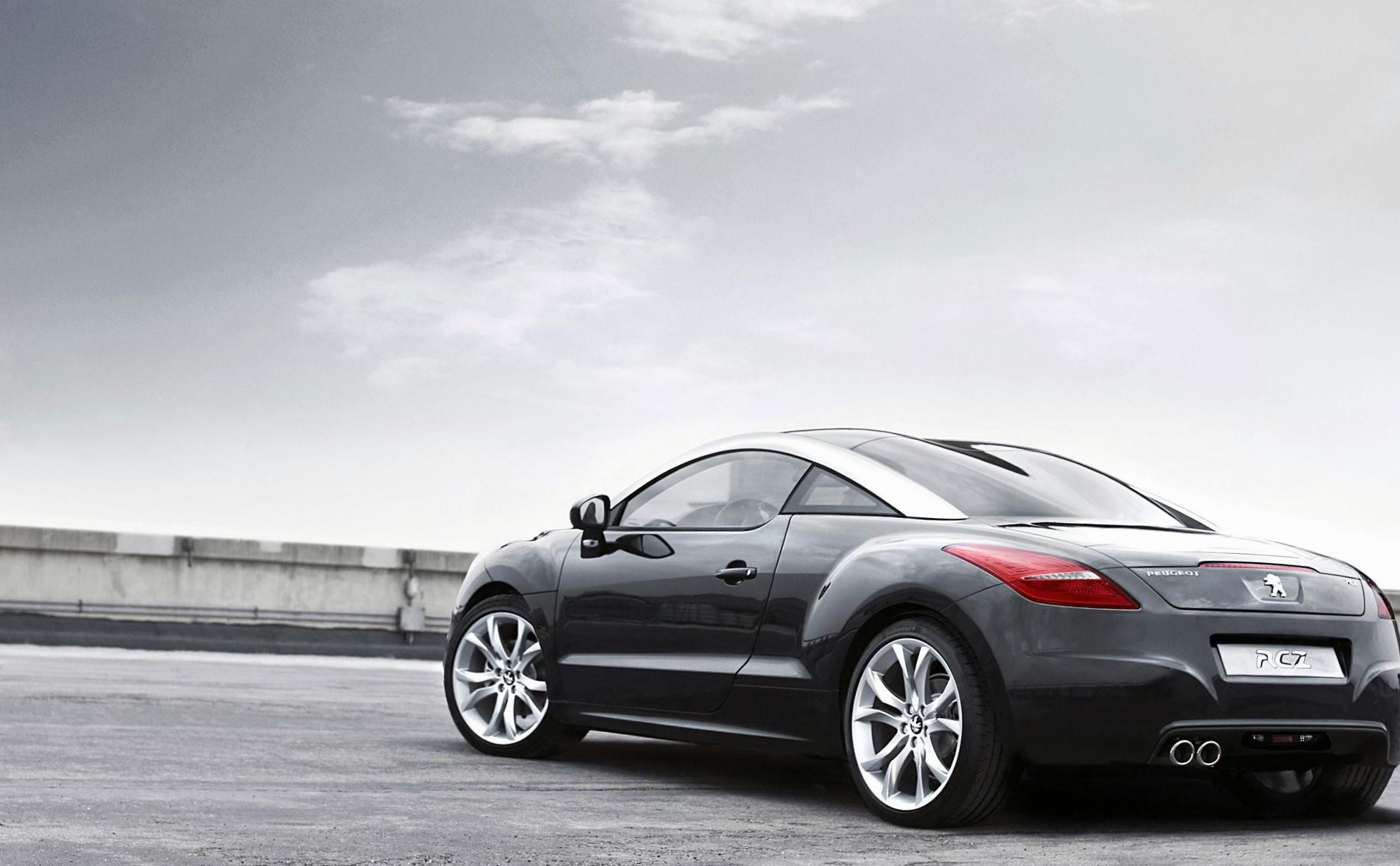Peugeot RCZ Specification sedan