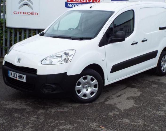 Partner Van Peugeot sale hatchback