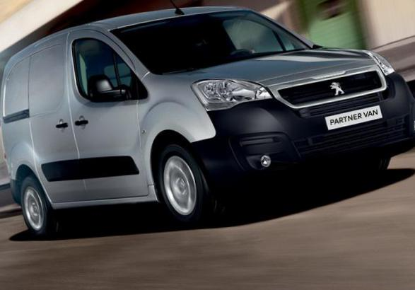 Peugeot Partner Van prices suv