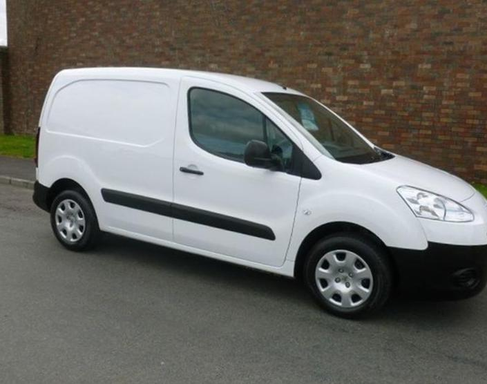 Peugeot Partner Van reviews 2002