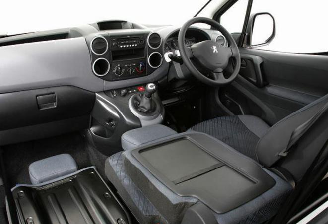 Peugeot Partner Van Specification 2011