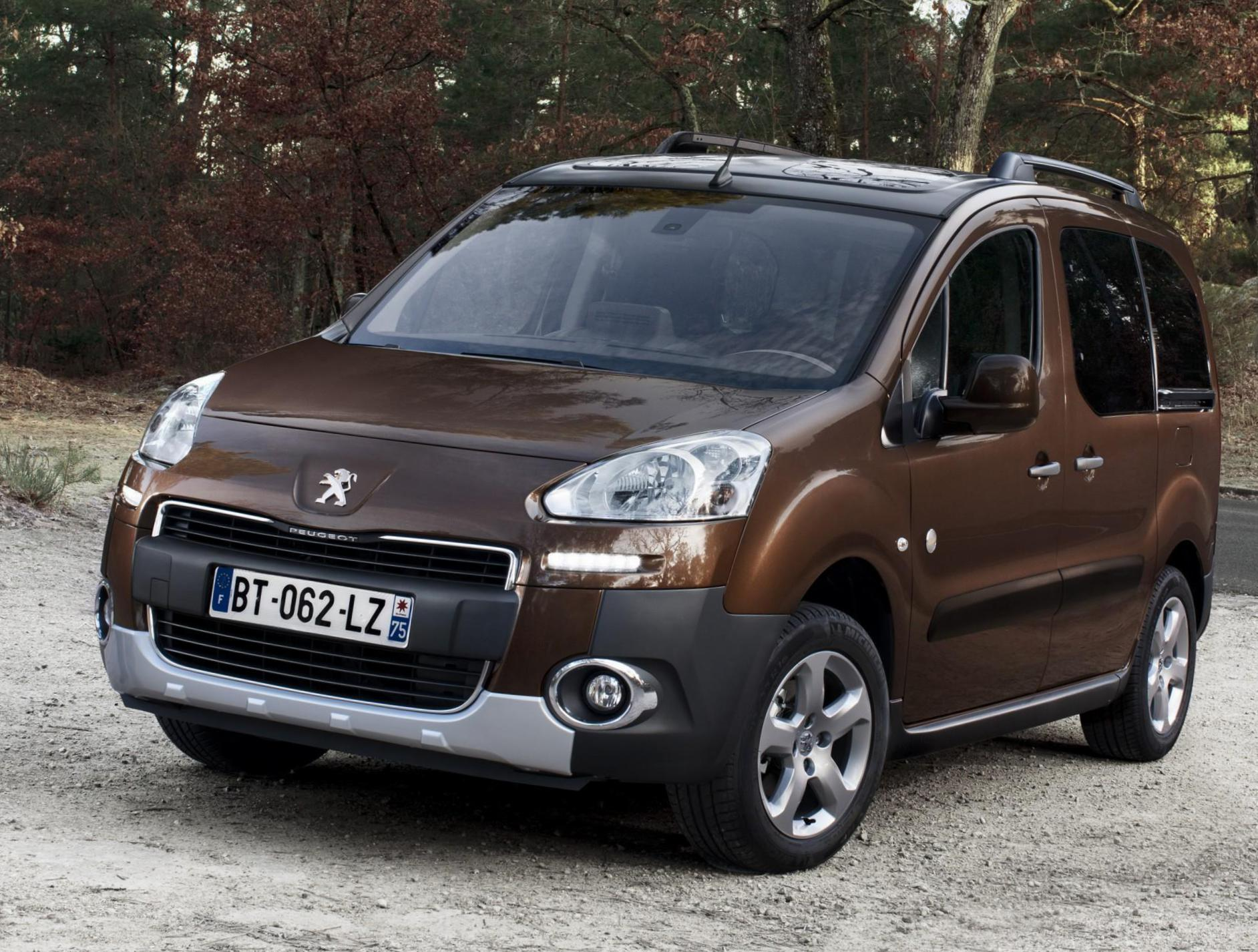 Peugeot Partner Tepee for sale 2014