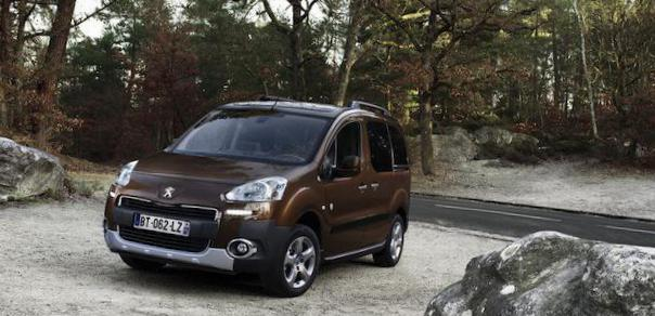 Peugeot Partner Tepee prices 2011