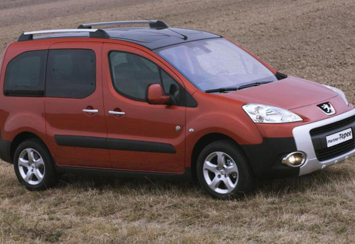 Partner Tepee Peugeot reviews 2011