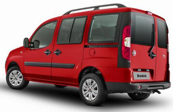Fiat Doblo Specifications hatchback