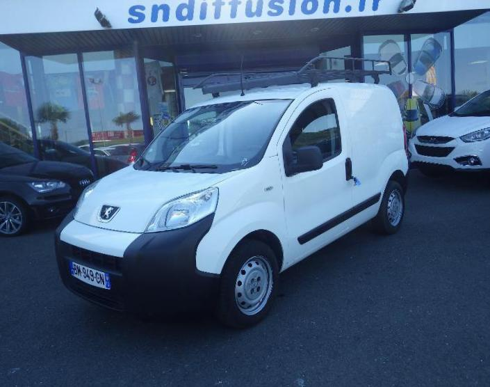 Peugeot Bipper Fourgon Specification hatchback