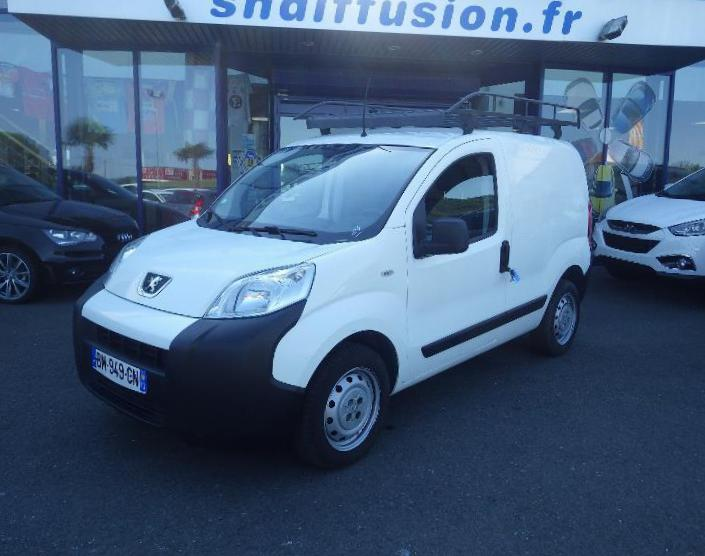 Peugeot Bipper Fourgon used 2010