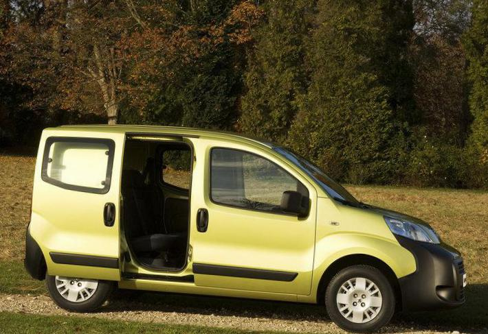 Bipper Tepee Peugeot reviews 2015
