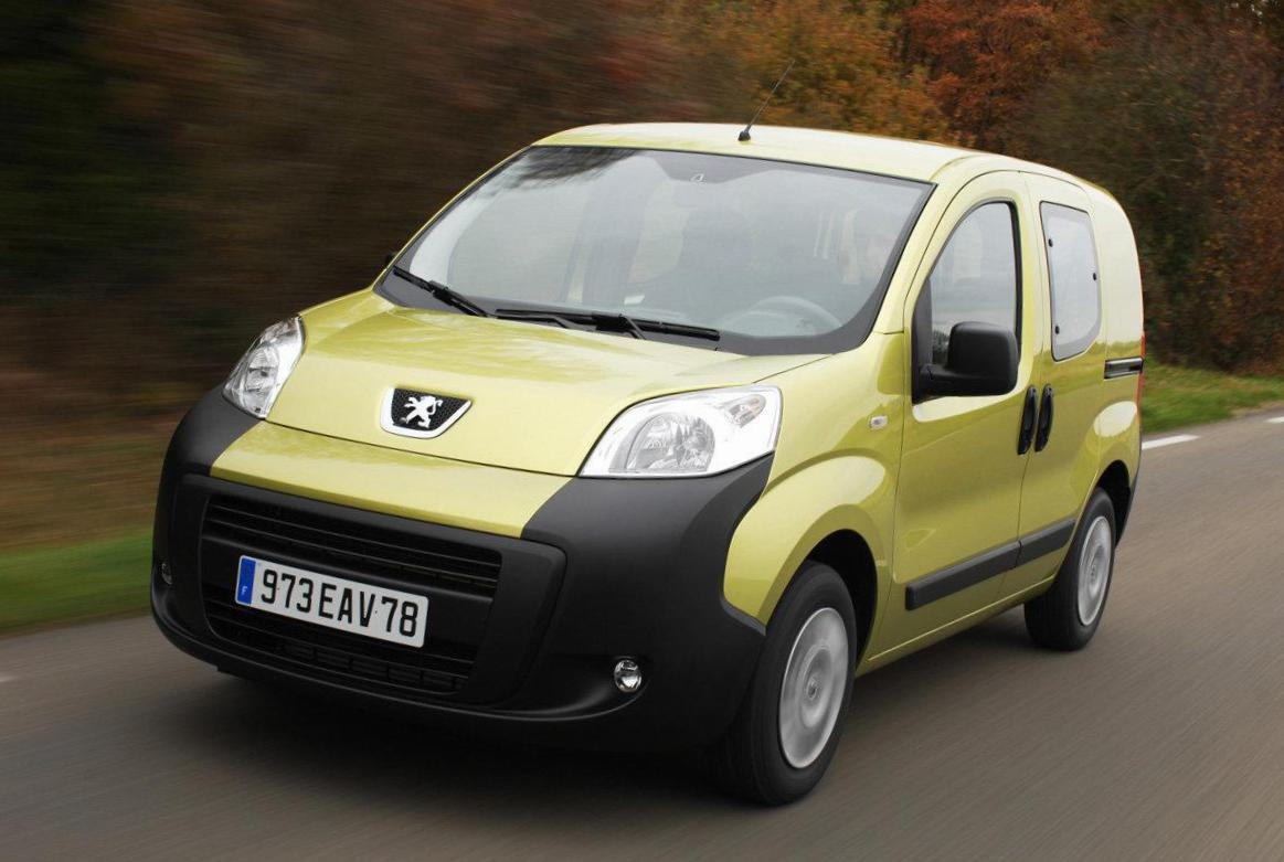 Peugeot Bipper Tepee how mach 2014